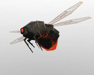 Strafe : Fly by lithium-sound