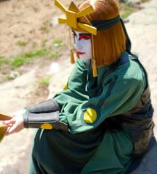 Suki - pondering by NintendoFanGirl
