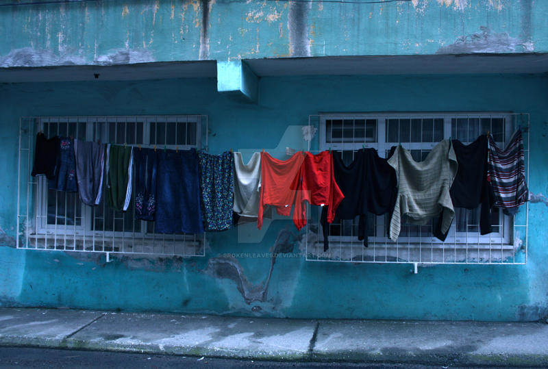 Backstreets by brokenleaves