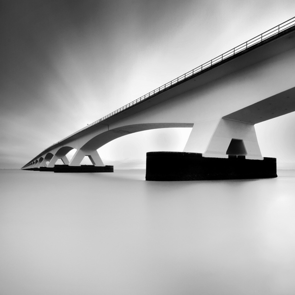 Zeeland bridge by KeesSmans