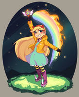 Star vs. the Forces of Evil by eoqudtkdl