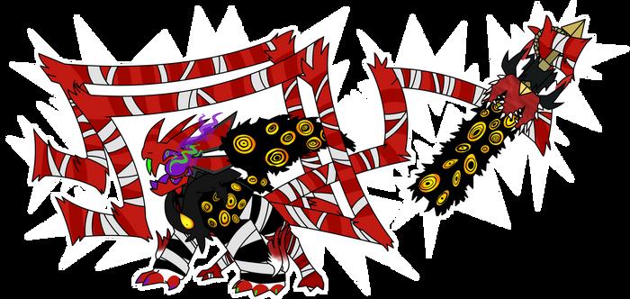 Watch out for Akuma!