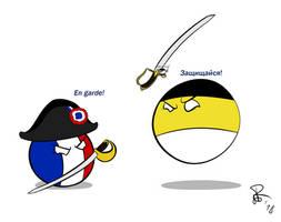The Battle of Preussisch-Eylau by TimeshiftParadox