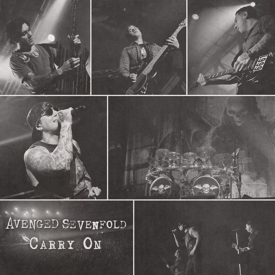 AVENGED SEVENFOLD   Ca...