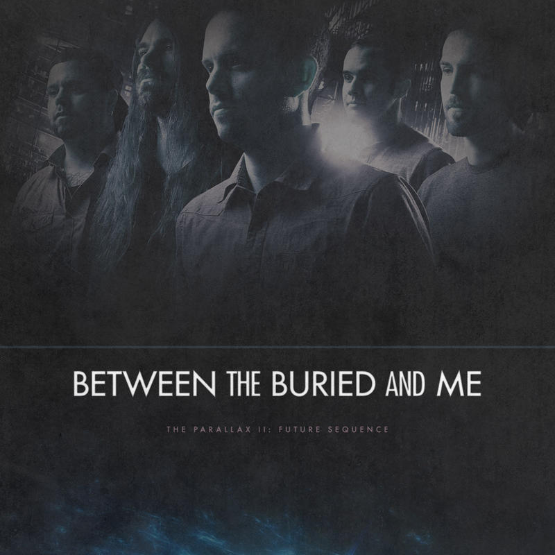 Between the Buried and Me - Parallax II / Design