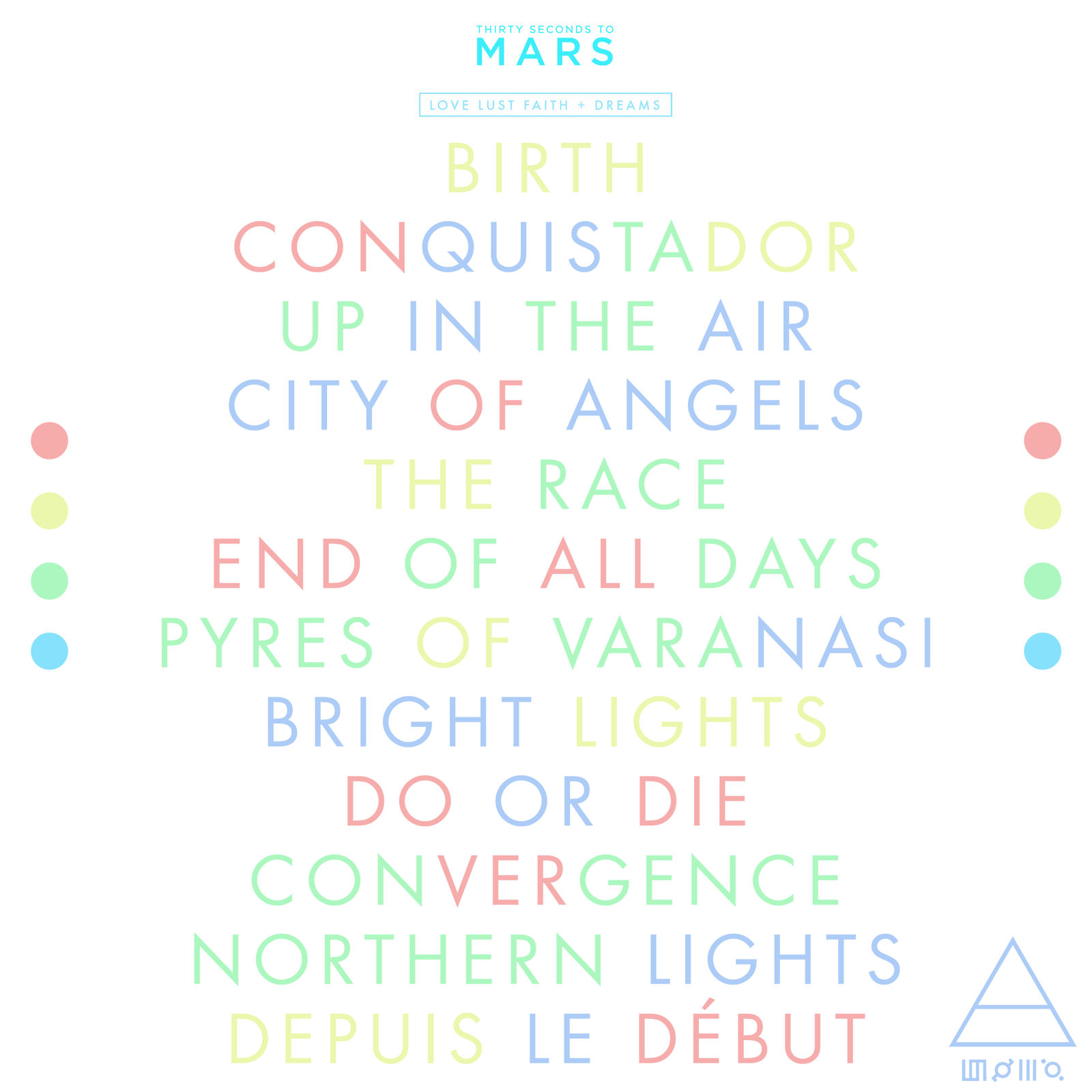 30 seconds to mars love lust faith and dreams album