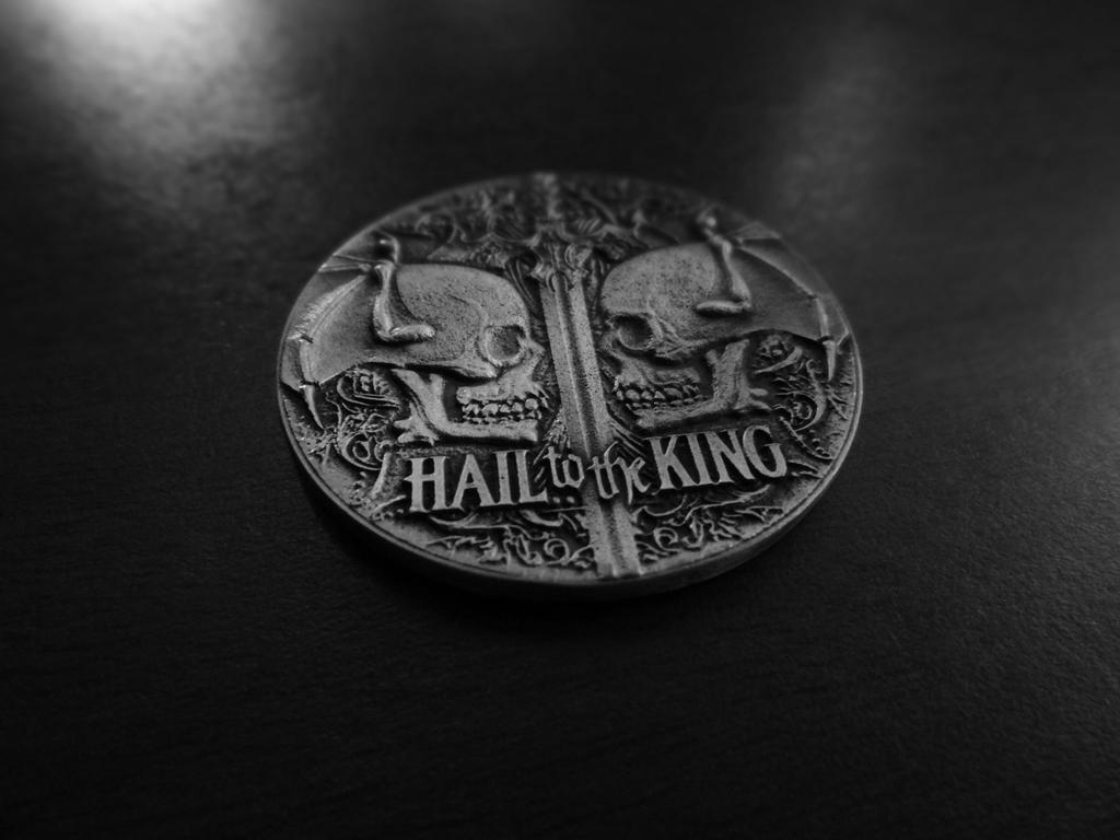 A7x hail to the king deathbat coin by betweentheteardrops on a7x hail to the king deathbat coin by betweentheteardrops voltagebd Gallery
