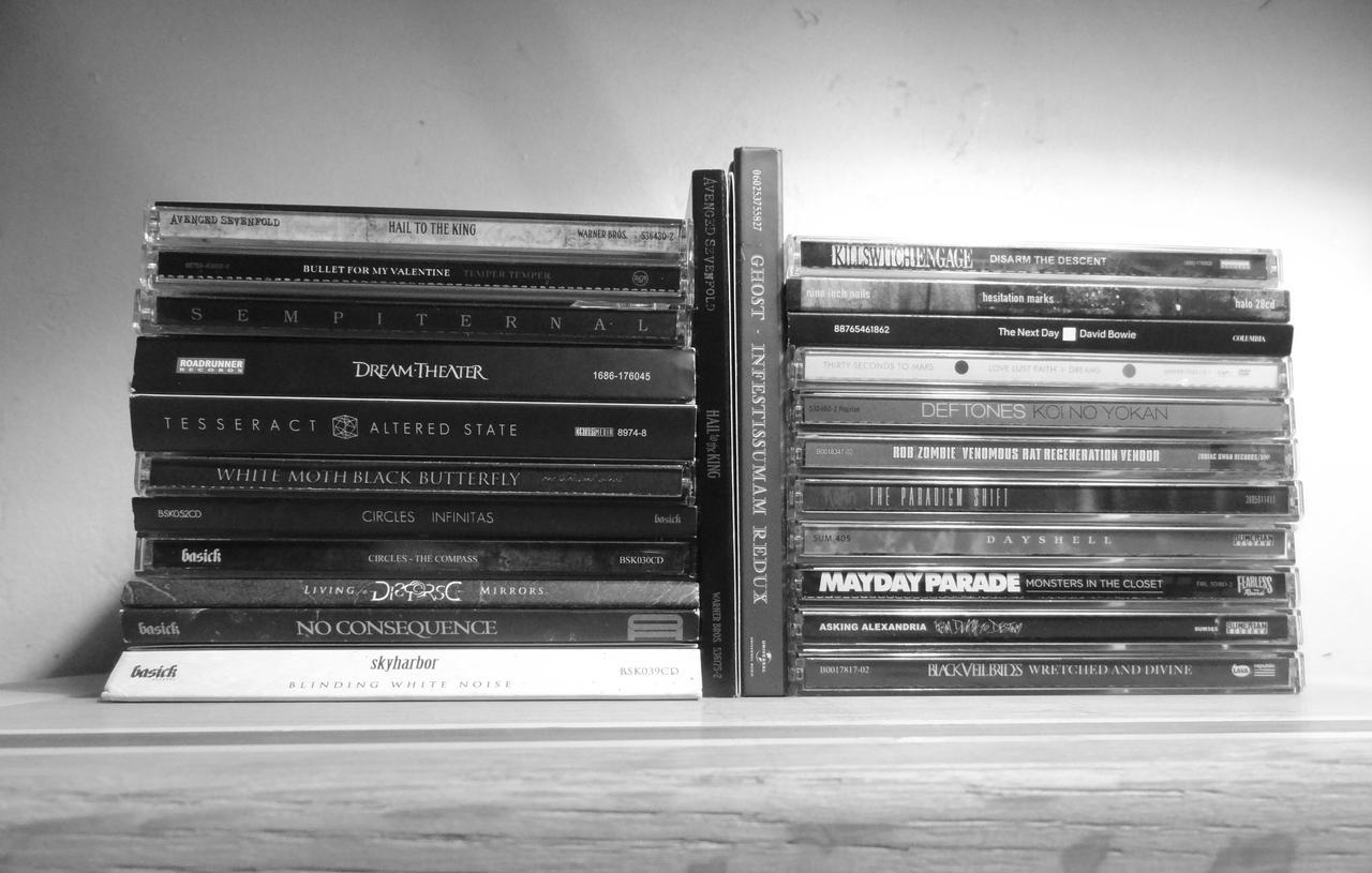 music 2013 (cd collection - rock / metal)betweentheteardrops