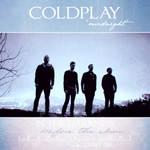 Coldplay / Midnight / lyric design