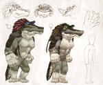 Dargoda species profile by AlmyriganHero