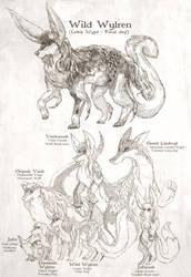 The Wylrids by AlmyriganHero