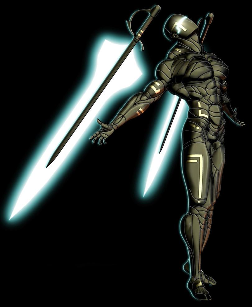 Ninja Mecha by mdrake69