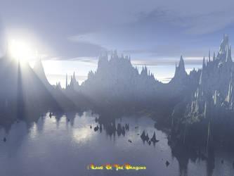 Land of the Dragons by Tyranic-Moron