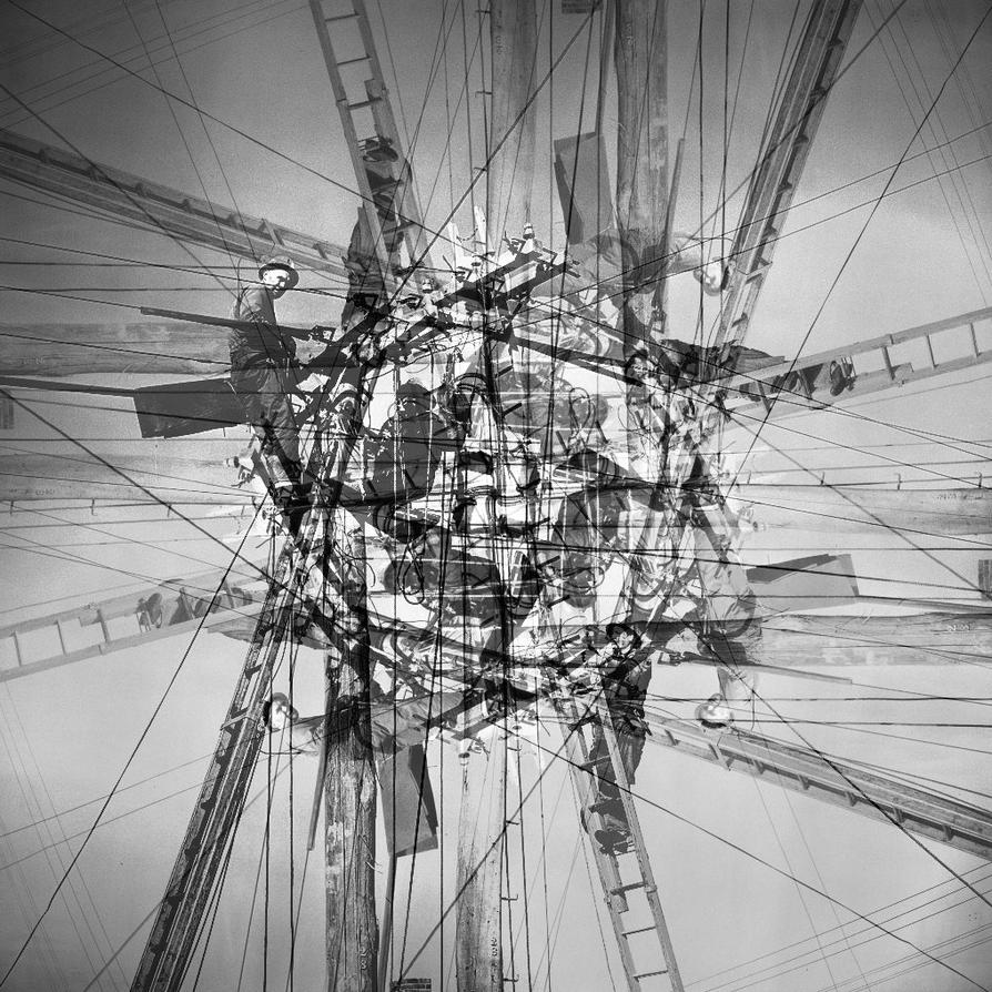Net by chirimoyaverde