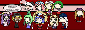 My 10 Favorite Touhou Characters