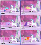 Rarity's Fashions Collage