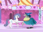 Rarity Fashion - Sunrise over Equestria