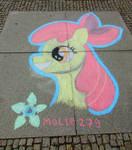 Chalk Apple Bloom - GalaCon 2017
