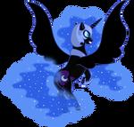 Nightmare Moon by Malte279