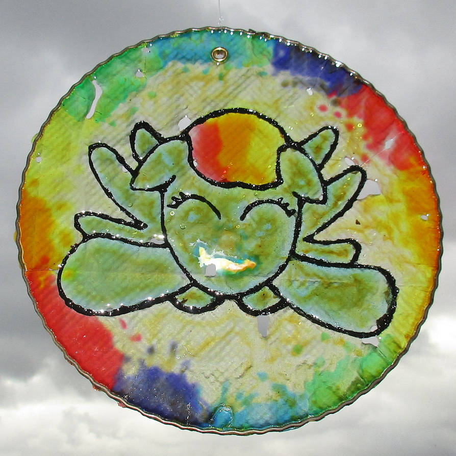 Sonic Rainboom pendant by Malte279