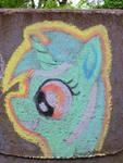 Chalk Lyra Heartstings
