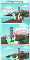 Boarding the Shipping by Malte279