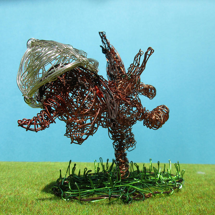 Wire Leafhelm by Malte279