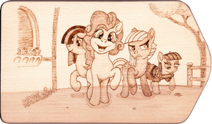 Welcome to Ponyville, my little Pies!