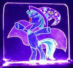 Acrylight Trixie Multi Color