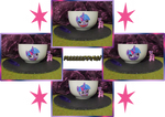 Twilight Pudding Bowl Collage