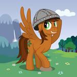 Leafhelm salute