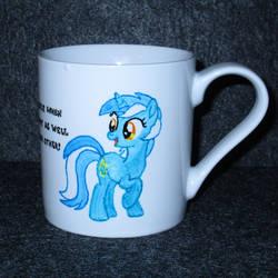 Lyra Heartstrings Cup