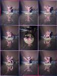Wire Twilight Sparkle Collage