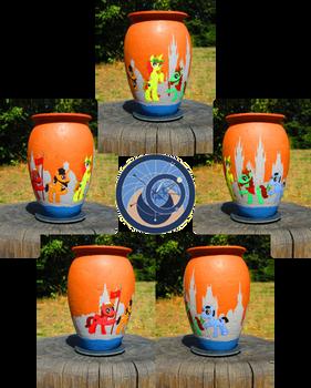Czequestria Jar collage