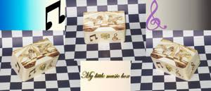 My little music box collage by Malte279