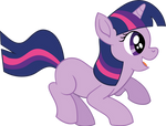 Filly Twilight Dancing