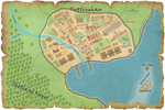 Map of Trottingham by Malte279