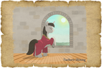 Twihorn Shining - Sheriff of Trottingham by Malte279