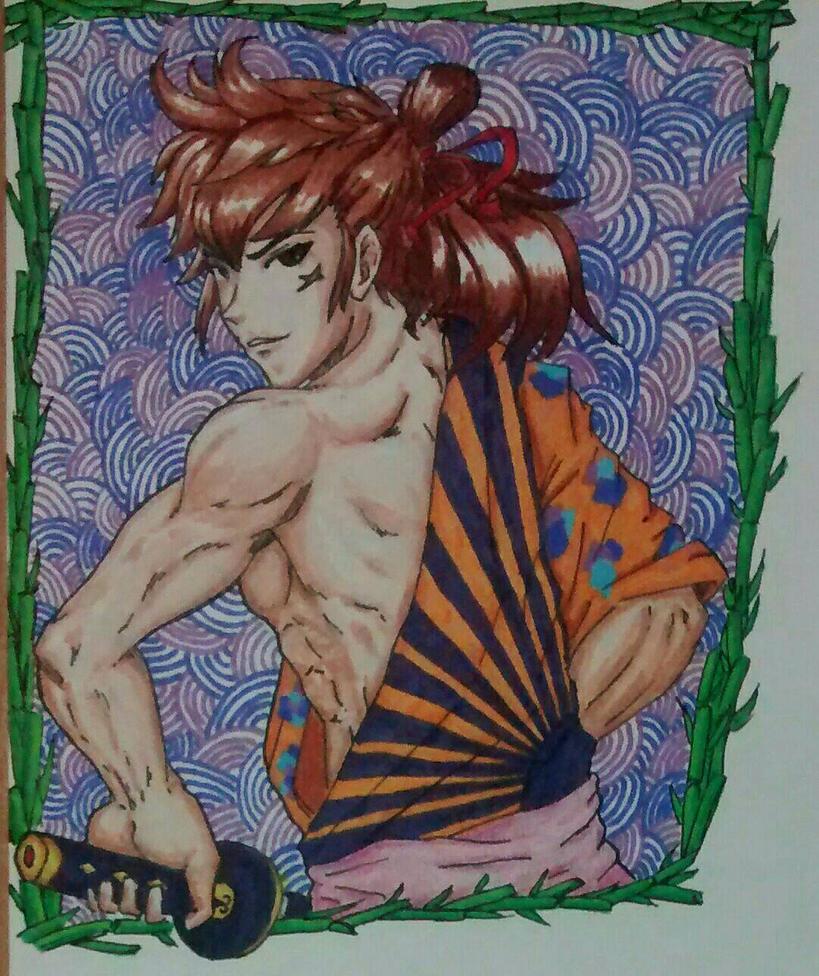 Hinata Fire Emblem Fates  by direu