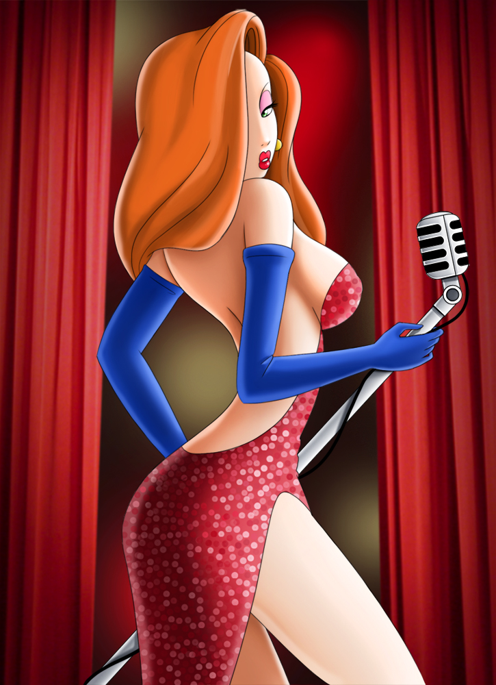 Jessica Rabbit by Mantastic001