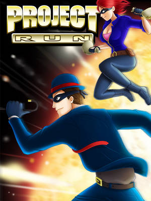 Project RUN - Try to keep up by Mantastic001