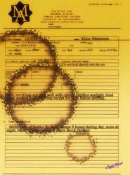 Inmate Registration Form by IggySlash