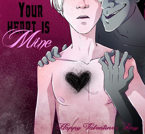 MINE Valentine by RagingHue