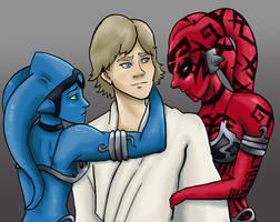 Luke's Harem
