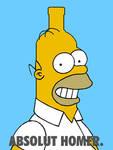 Absolut Homer