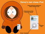 Kenny's iPod