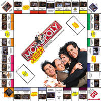 Monopoly: Seinfeld Edition by LordDavid04