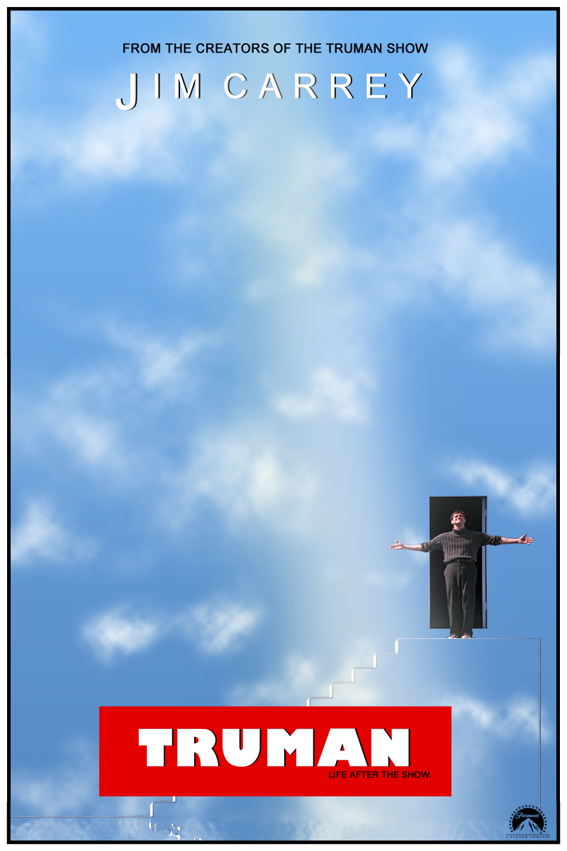 the ambivalence of the religious element in the film the truman show