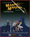 Maniac Mansion Movie Poster