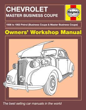 Haynes Manual Chevrolet.